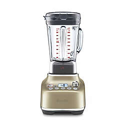 Breville® The Super Q Stainless Steel Commercial Grade Blender in Champagne