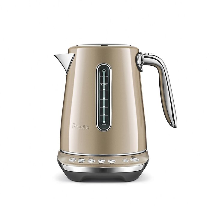 Alternate image 1 for Breville® the Smart Kettle® Luxe in Champagne