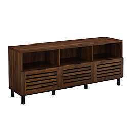 Forest Gate Jackson 58-Inch Slat TV Stand