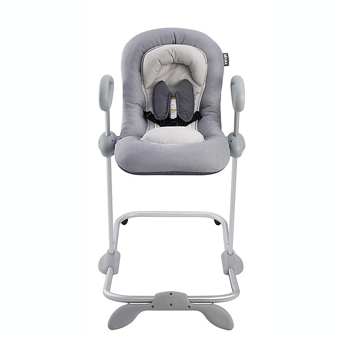 Alternate image 1 for BEABA® Up and Down Rocker in Grey
