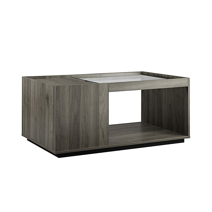 Alternate image 1 for Forest Gate Storage Coffee Table