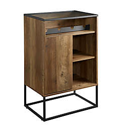 Forest Gate™ 24-Inch Glass Top Bar Cabinet