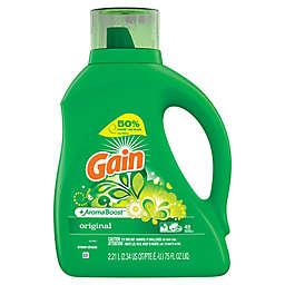 Gain 75 oz. Liquid Laundry Detergent in Original Scent