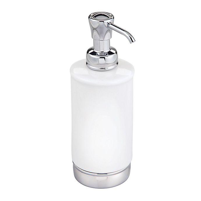Alternate image 1 for York White Lotion Dispenser