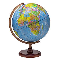 Navigator Educational Desk Globe in Blue