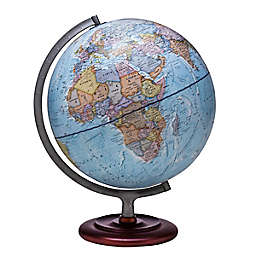 Mariner Decorative Desk Globe in Blue