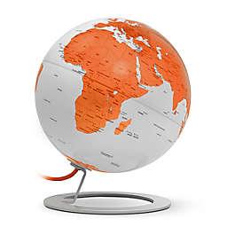 Waypoint Geographic iGlobe Decorative Desk Globe in Orange