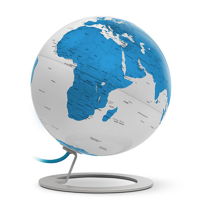 Alternate image 1 for Waypoint Geographic Light and Color Designer Desk Globe