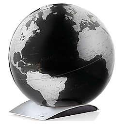 Waypoint Geographic Capital Q Illuminated Desk Globe in Black