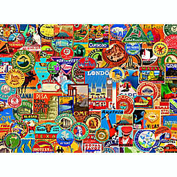 Willow Creek Press® 1000-Piece World of Travel Puzzle