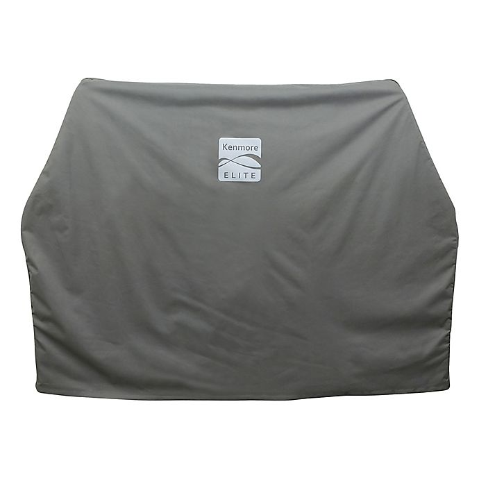 Alternate image 1 for Kenmore Elite Grill Cover in Grey
