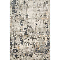 Loloi Cascade Rug in Ivory/Natural