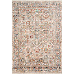 Loloi Claire Rug in Ivory/Multicolor