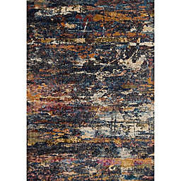 Loloi Dreamscape Rug in Midnight/Multicolor