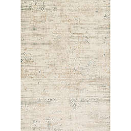 Loloi Kingston Rug in Ivory/Stone