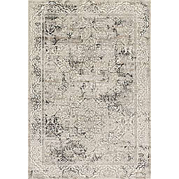 Loloi Kingston Rug in Ivory/Grey