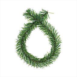 GarlandTies 20-Pack Noble Pine Garland Twist Ties in Green