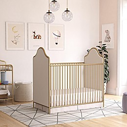 Little Seeds Piper Nursery Furniture Collection in Gold