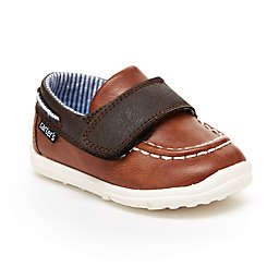carter's® Casual Boat Shoe in Khaki/Brown