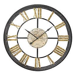 Bulova Olde World 46-Inch Round Wall Clock