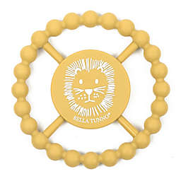 Bella Tunno® Sketch Lion Happy Teether in Yellow