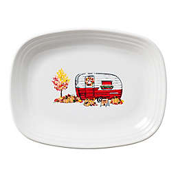 Fiesta® Harvest Trailer 12-Inch Rectangular Platter