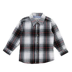 Sovereign Code™ Plaid Shirt in Black/Red