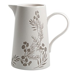 Bee & Willow™ Home Prescott Pitcher in White