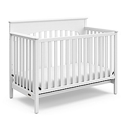 Graco® Lauren 4-in-1 Convertible Crib in White