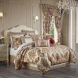 J. Queen Juliette 4-Piece California King Comforter Set in Terracotta