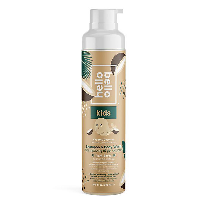 Alternate image 1 for Hello Bello 9.8 oz. Creamy Coconut Tear-Free Extra Gentle Shampoo and Bodywash