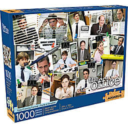 The Office Cast 1000-Piece Puzzle