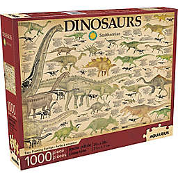 Smithsonian 1,000-Piece Dinosaurs Puzzle