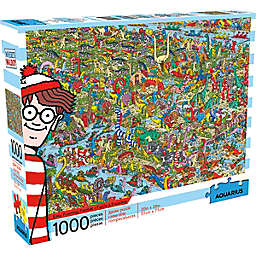 Where's Waldo? 1,000-Piece Dinosaurs Puzzle