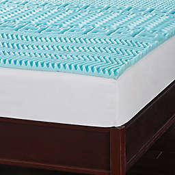 Sleep Safe™ Ultimate Memory Foam Full Mattress Topper