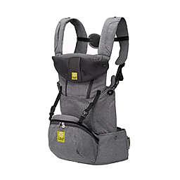 LÍLLÉbaby™ SeatMe™ Multi-Position Baby Carrier in Heather Grey