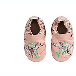 Robeez® Soft Soles™ Lily Slip-On Shoe in Blush