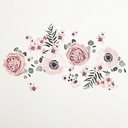 Levtex Baby® Fiori Watercolor Floral Wall Decals (Set of 2)