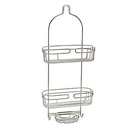 Zenna Home® Over-The-Showerhead Caddy in Stainless Steel