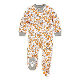 Burt's Bees Baby® Pumpkin Patch Sleep & Play Organic Cotton Footed Pajama