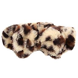 Addie & Tate Leopard Fur Headband