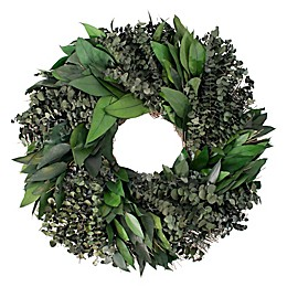 Bee & Willow™ Home 28-Inch Mixed Eucalyptus Wreath