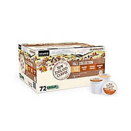 New England Coffee® Fall Collection Variety Pack Keurig® K-Cup® Pods 72-Count