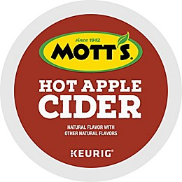 Mott's® Apple Cider Keurig® K-Cup® Pods 24-Count