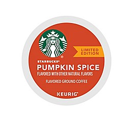 Starbucks® Pumpkin Spice Coffee Keurig® K-Cup® Pods 22-Count