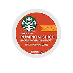Starbucks® Pumpkin Spice Coffee Keurig® K-Cup® Pods 22-Count