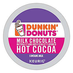 Dunkin' Donuts® Hot Cocoa Keurig® K-Cup® Pods 22-Count