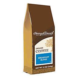 Harry & David® Breakfast Blend 4-Pack 12 oz. Ground Coffee