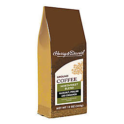 Harry & David® Northwest Blend 4-Pack 12 oz. Ground Coffee