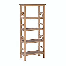 Dylan Driftwood Bookcase